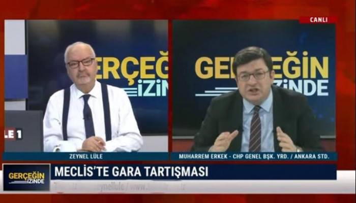 """""""Türkiye'yi yönetenler hiç sorumluluk üstlenmiyor """""""