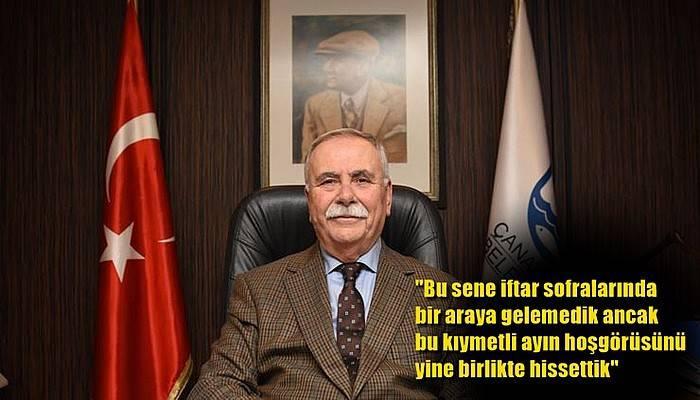 Belediye Başkanı Gökhan'dan Ramazan Bayramı Mesajı