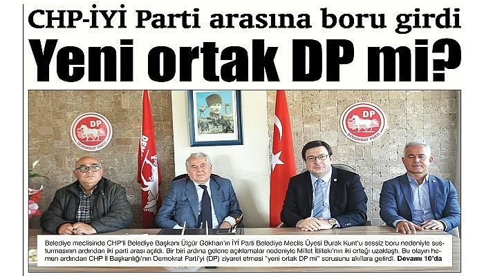 CHP-İYİ Parti arasına boru girdi Yeni ortak DP mi?