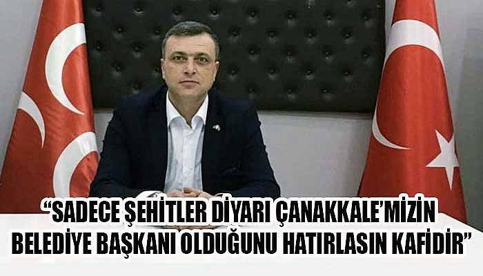 MHP'li Özel'den Başkan Gökhan'a eleştiri!