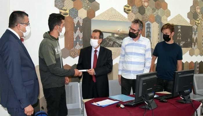 Çan MYO'da Kayıtlar Başladı