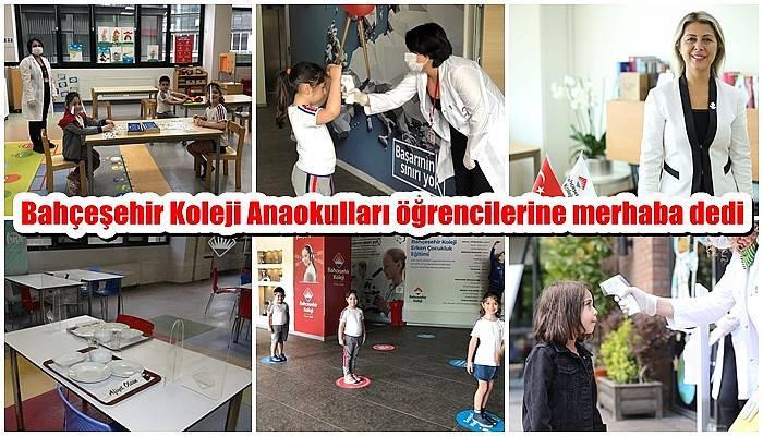 Bahçeşehir Koleji Anaokulları öğrencilerine merhaba dedi