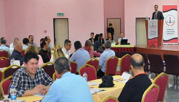 Mesleki ve Teknik Eğitim Çalıştayı Düzenlendi