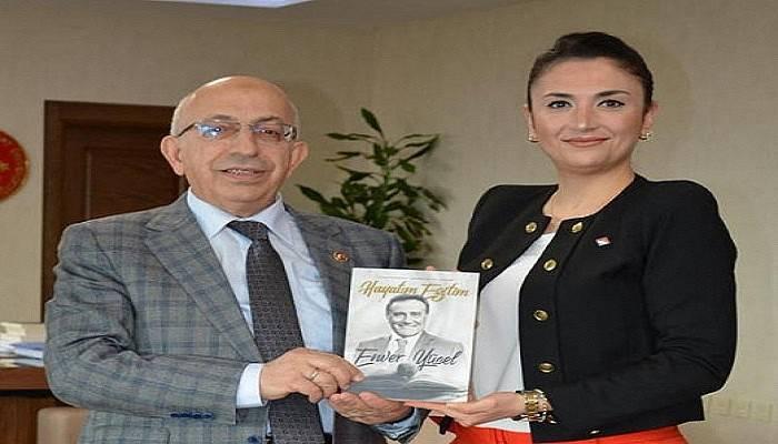 Bahçeşehir Kolejinden ÇOMÜ Rektörü Prof. Dr. Sedat Murat'a Ziyaret