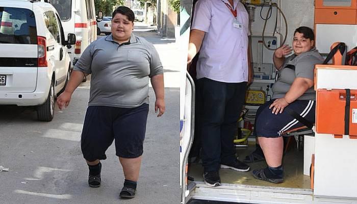 10 yaşında 165 kilo!.. Günde 5 dondurma, şekerler, kurabiyeler...