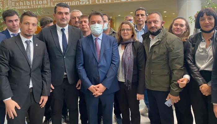 Başkan Karaca, Bursa Kongresinde divan üyeliği yaptı