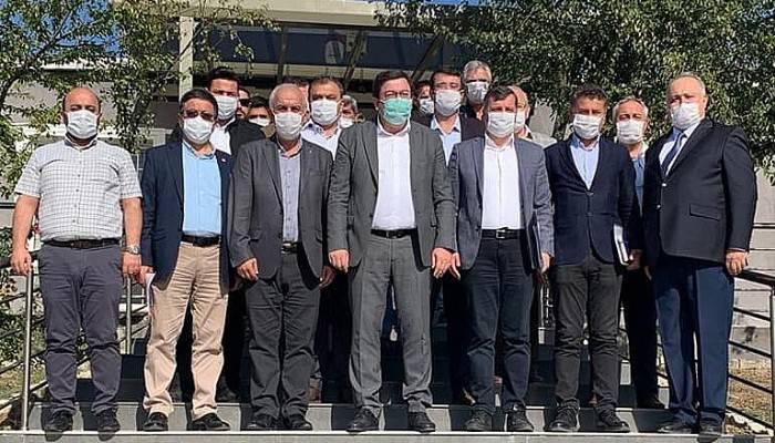 CHP TEŞKİLATINDAN BİGA OSB'YE ZİYARET