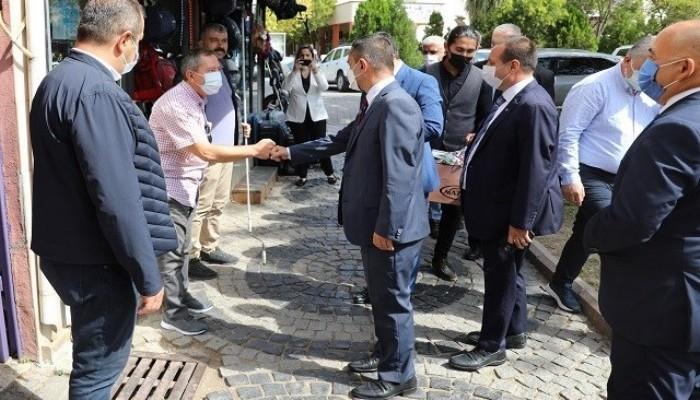 Vali Aktaş Esnafın Ahilik Haftasını Kutladı