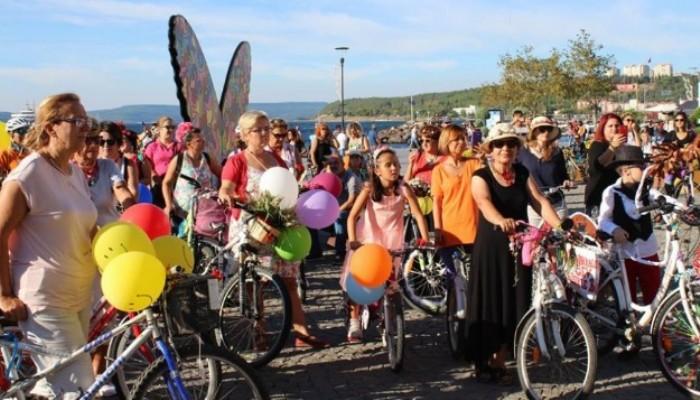 Süslü Kadınlar Bisiklet turuna çıkacak