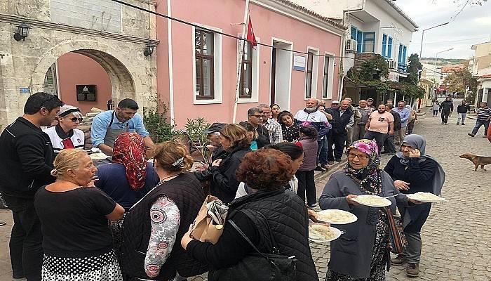 Bozcaada Beşiktaşlılar Derneği'nden Atatürk için mevlit