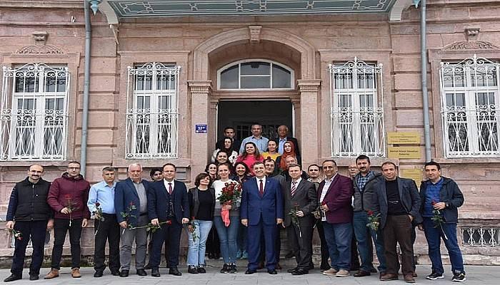 Dokuz, İl Kültür ve Turizm Müdürlüğü'ndeki görevinden ayrıldı
