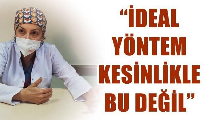 'Ciddi eksikliklerimiz olmuş ki Çanakkale vaka artışında Türkiye birincisi'