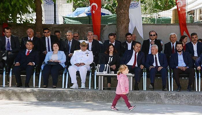 Lapseki'de 19 Mayıs (VİDEO)