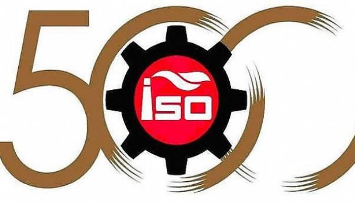 İSO 500'de Biga'dan 6 Şirket yer aldı