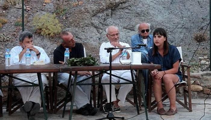 Bozcaada'da Homeros Okuma Günü yapıldı ( VİDEO)