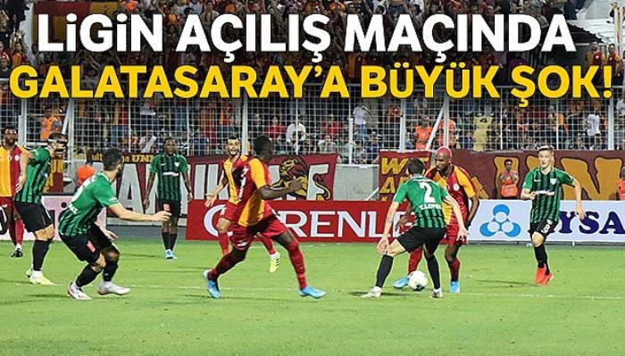 ÖZET İZLE: Denizli 2-0 GS Maç Özeti ve Golleri İzle | Denizlispor Galatasaray Kaç Kaç Bitti?