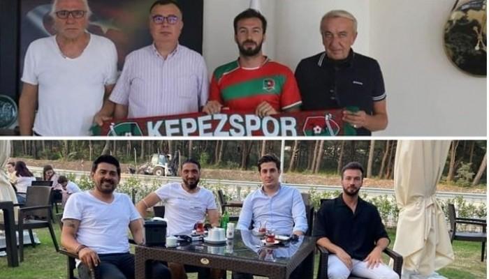 AYVACIK BELEDİYESPOR İLE ANLAŞTI, KEPEZSPOR'A İMZA ATTI!!