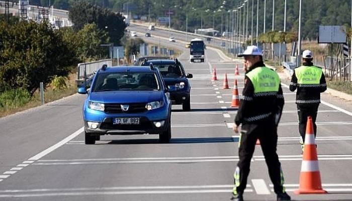 Çanakkale'de hatalı sürücülere ceza yağdı