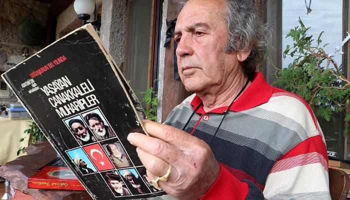 Gazilerin sesinden 105 yıllık ÇanakkaleZafer (VİDEO)