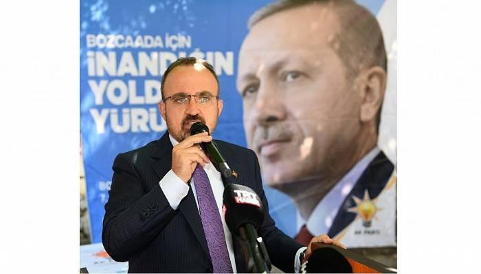 Turan, 10 Ocak Çalışan Gazeteciler Günü'nü kutladı