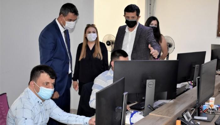İŞKUR'dan lojistik firması ziyareti