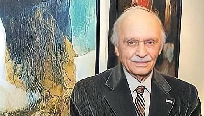 Türk resim sanatının öncülerinden Çanakkaleli Lütfü Günay vefat etti