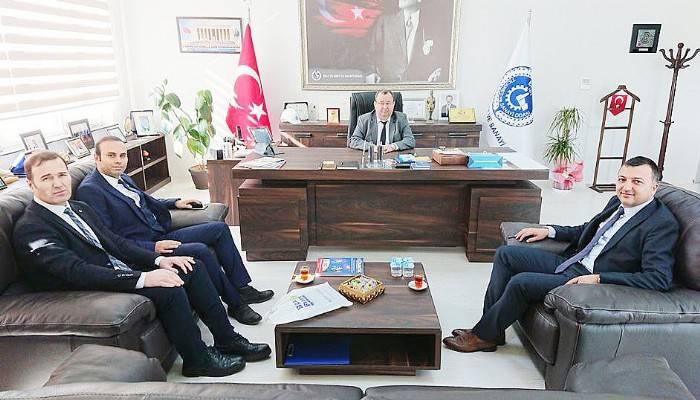 LİMAK ENERJİ ULUDAĞ ELEKTRİK'TEN BİGA TSO' YA ZİYARET