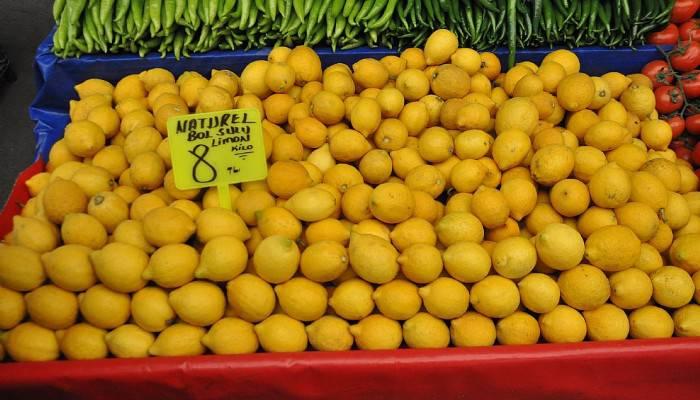 Limonun fiyatı iki katına çıktı