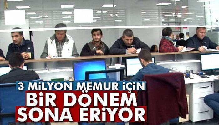 Bakan Müezzinoğlu: 'Memurluk tapulu mal olmayacak'