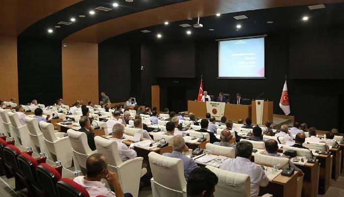 İl Koordinasyon Kurulunda Çanakkale'yi Yaşanabilir İller Zirvesine Taşıyan Yatırımlar Görüşüldü