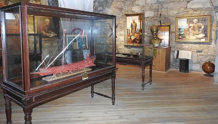 MUTLAKA ZİYARET EDİN: Piri Reis Müzesi ziyaretçilerini bekliyor