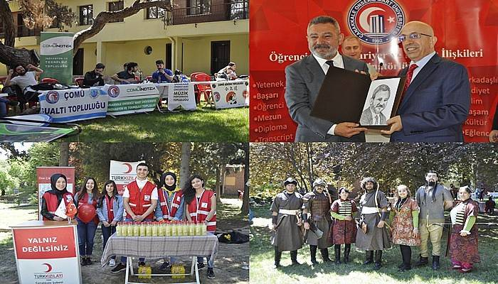 ÇOMÜ'DE Festival Zamani! (VIDEO)