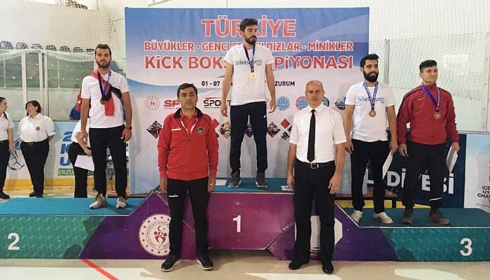 Türkiye Şampiyonasında 2 İkincilik Bir Üçüncülük Aldılar