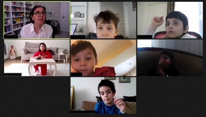 Çocuklar için çevrimiçi felsefe atölyesi başladı