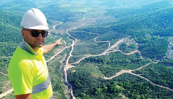 """Doğu Biga Madencilik: """"Belediyeye çağrımızı yineliyoruz"""""""