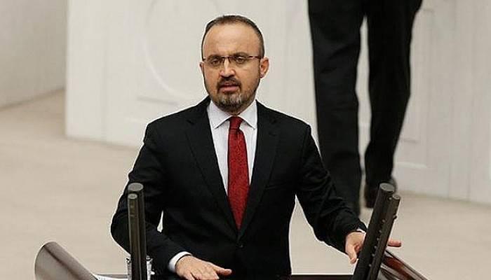AK Parti Grup Başkanvekili Turan: 'CHP Türkiye'yi geriye götürmek derdinde'