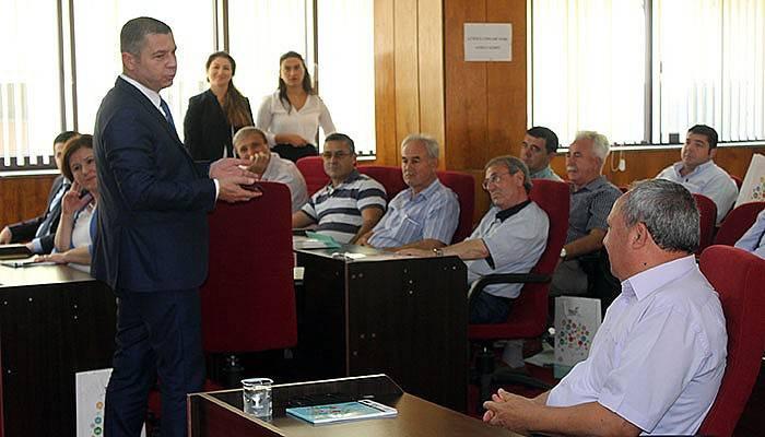 IPARD Yatırımlarında Çan Belediyesi ve TKDK işbirliği