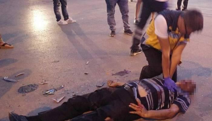 Çanakkale'de trafik kazası: 1 ölü 1 yaralı