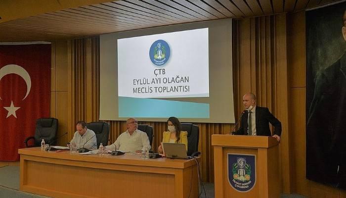 ÇTB Meclisi Eylül Ayı Toplantısını Gerçekleştirdi