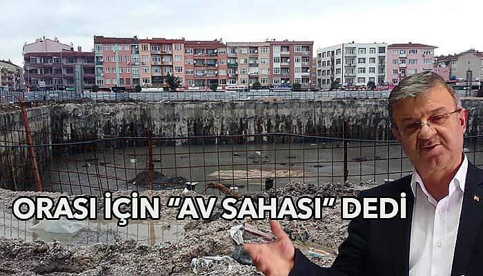 """""""Çanakkalemiz belediyemiz sayesinde yeni bir av sahasına kavuştu"""""""