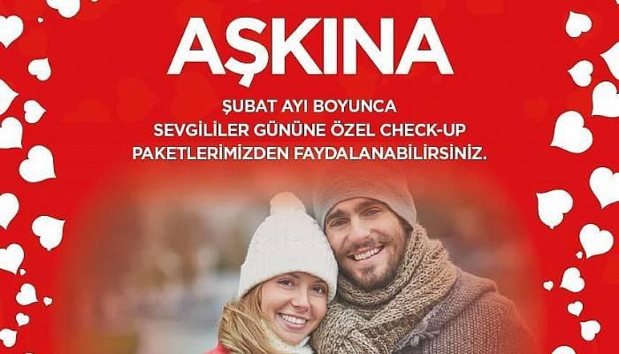 "ÖZEL BİGA CAN HASTANESİ'NDE ""CHECK-UP AŞKINA"" FIRSATI"
