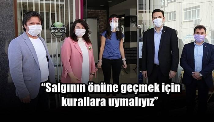 AK Parti Çanakkale İl Başkanlığı vatandaşları uyardı