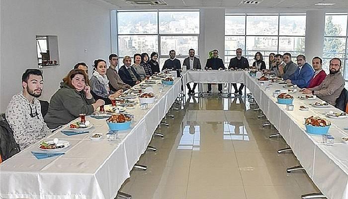 Başkan Erdoğan, Gazetecilerin Gününü Kutladı