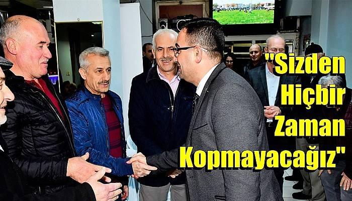 Başkan Erdoğan, Mahalle Toplantısında Vatandaşların Sorunlarını Dinledi