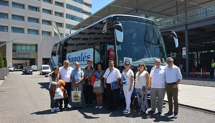 ÇTSO'dan İspanya'ya İş Gezisi