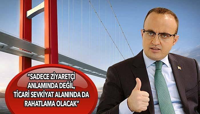 """""""1915 Çanakkale Köprüsünün Önemini Bir Kez Daha Gördük"""""""