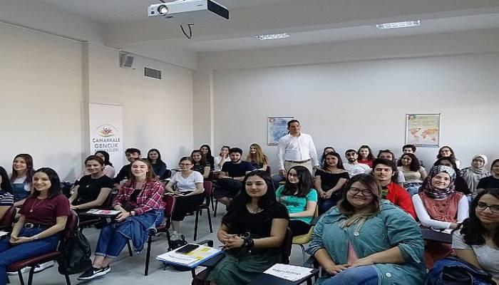 Gençlik ruh sağlığı eğitim faaliyetleri düzenlendi