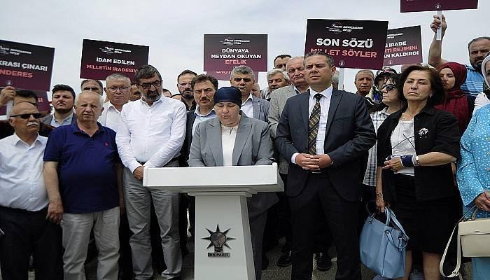 """""""27 Mayıs Darbesi demokrasiye büyük bir ihanettir"""" (VİDEO)"""