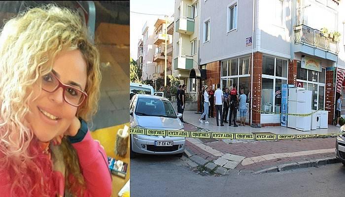 Sevgilisinin iş yerinde tüfekle intihar etti