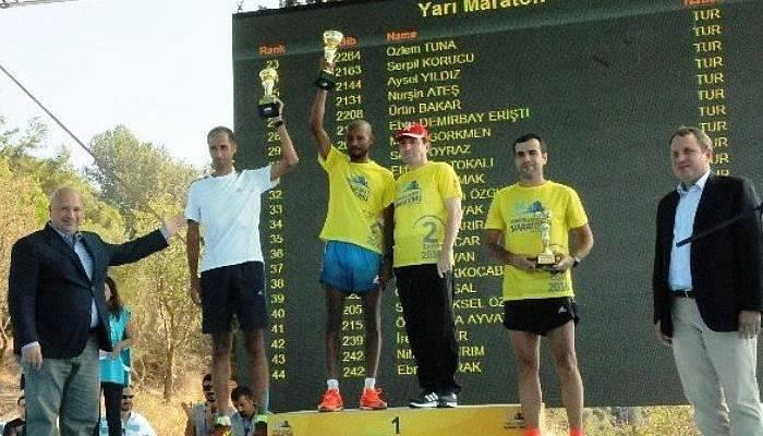 Turkcell Gelibolu Maratonu'nda birincileri belli oldu!